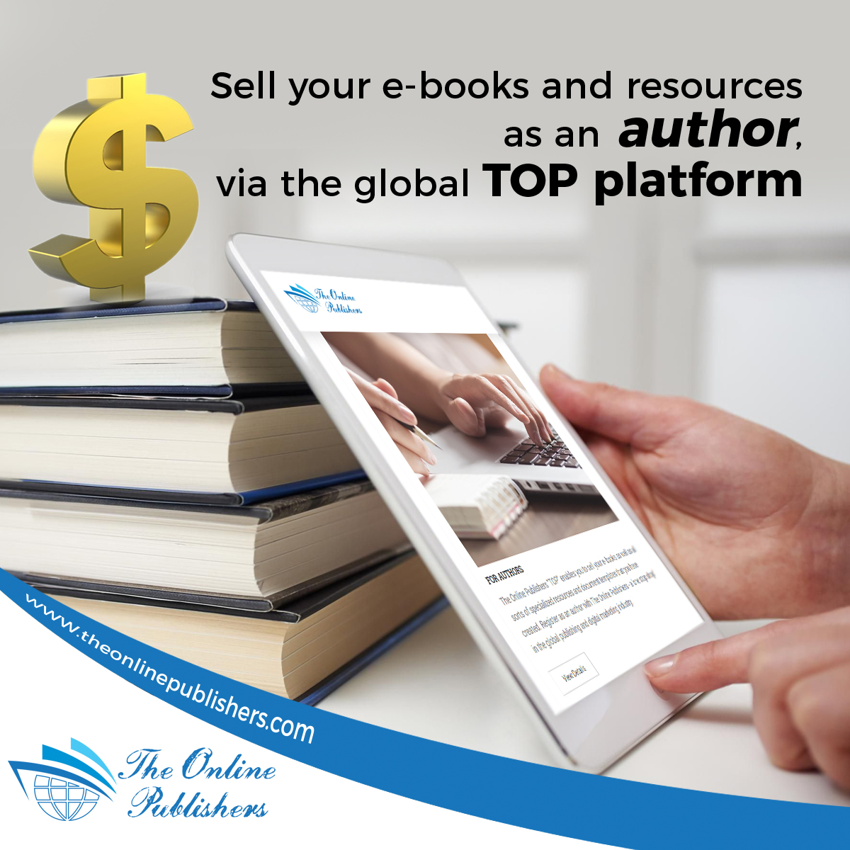 Finding The Right Space For Online Publishing of Ebooks