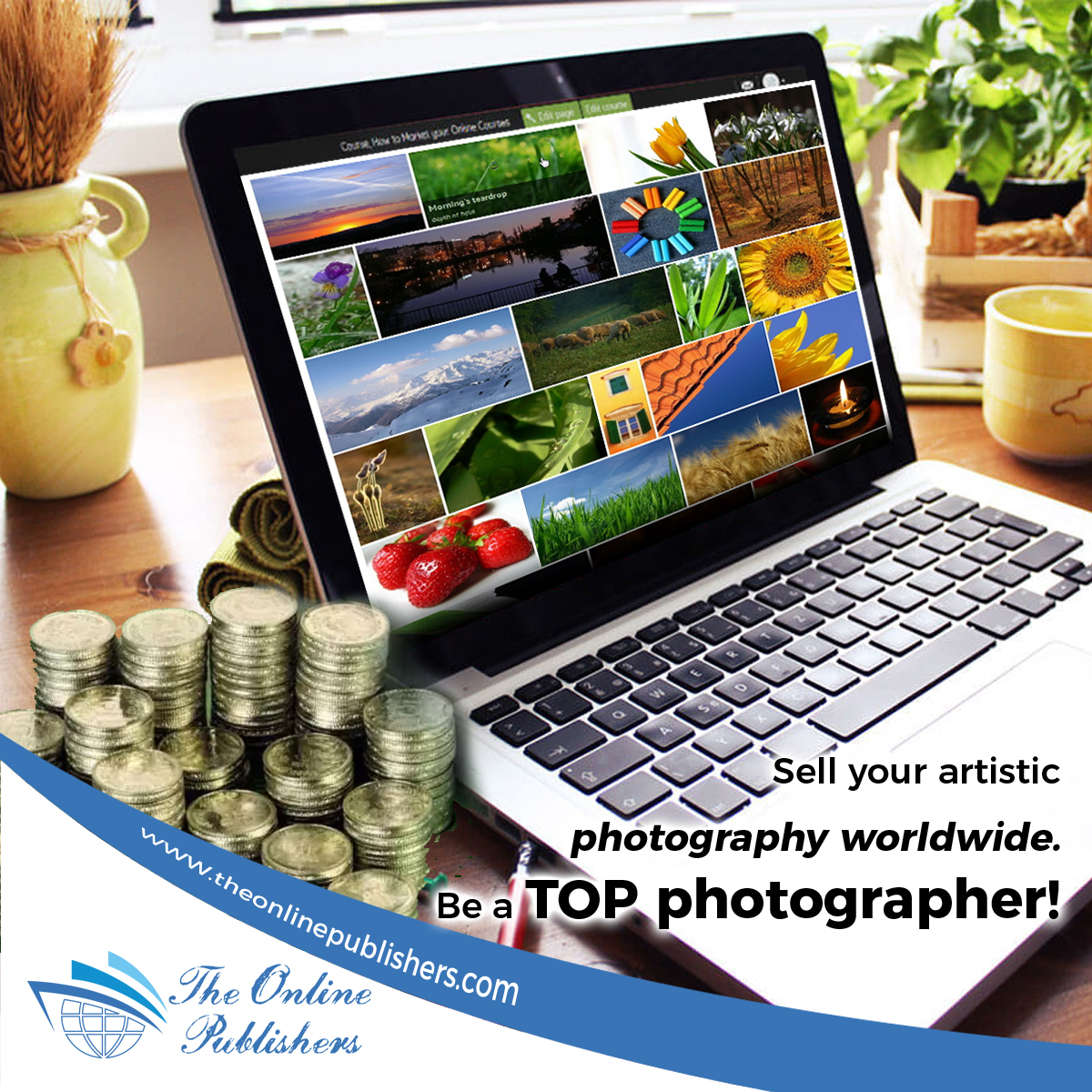 Where To Make Good Money Online For Photography Content