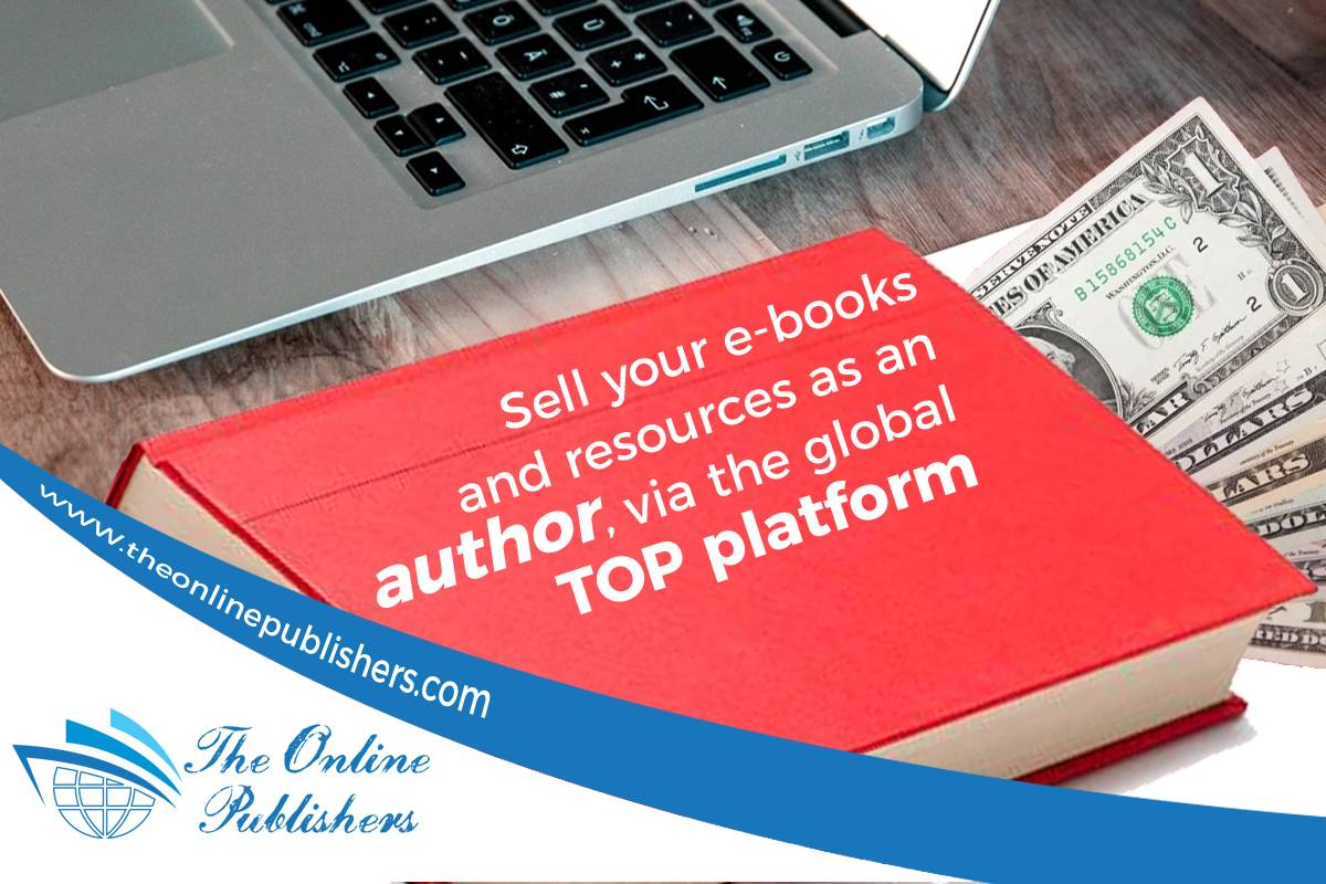 3 Reasons All E-book Writers Should Sell With TOP