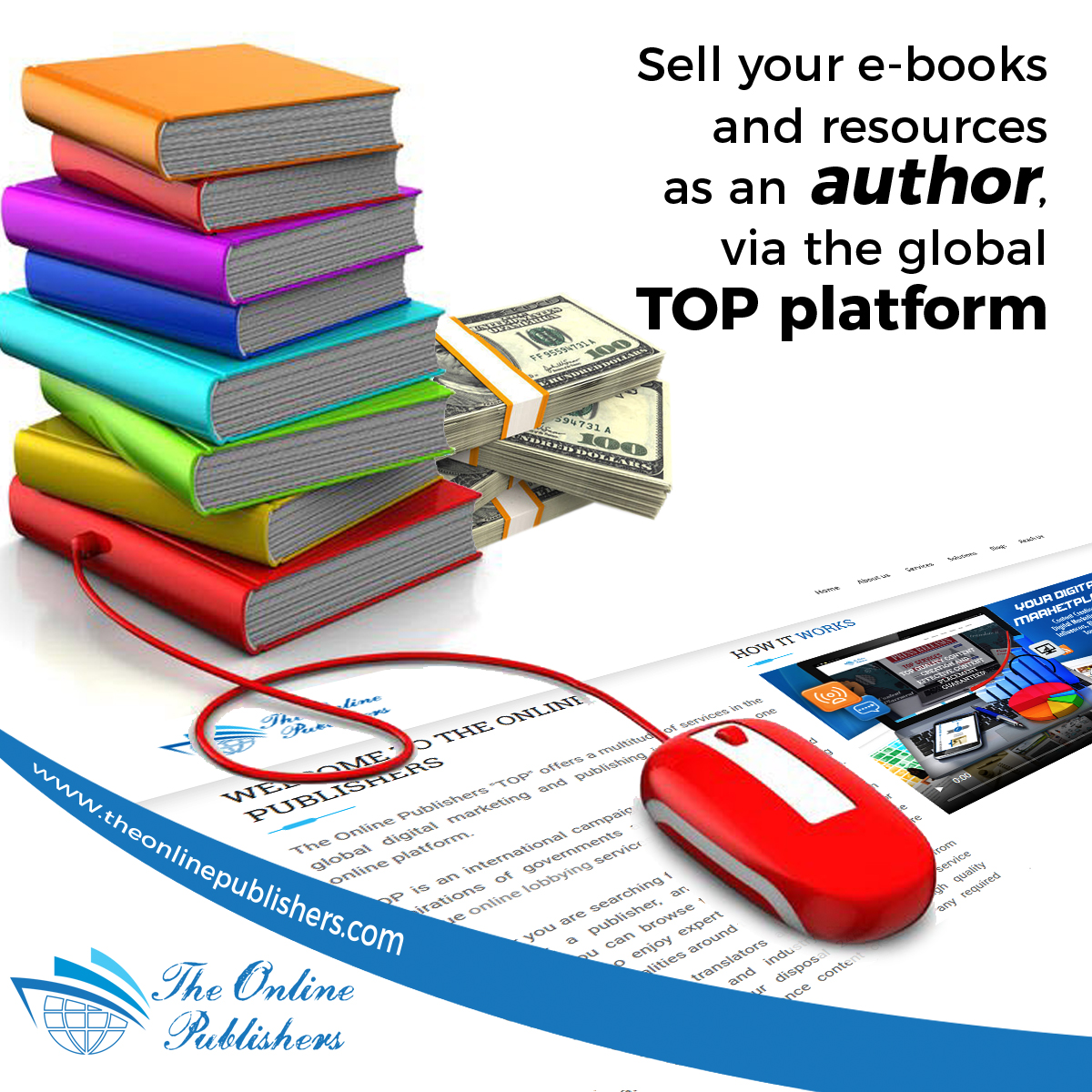 The Best Place To Publish Your E-book