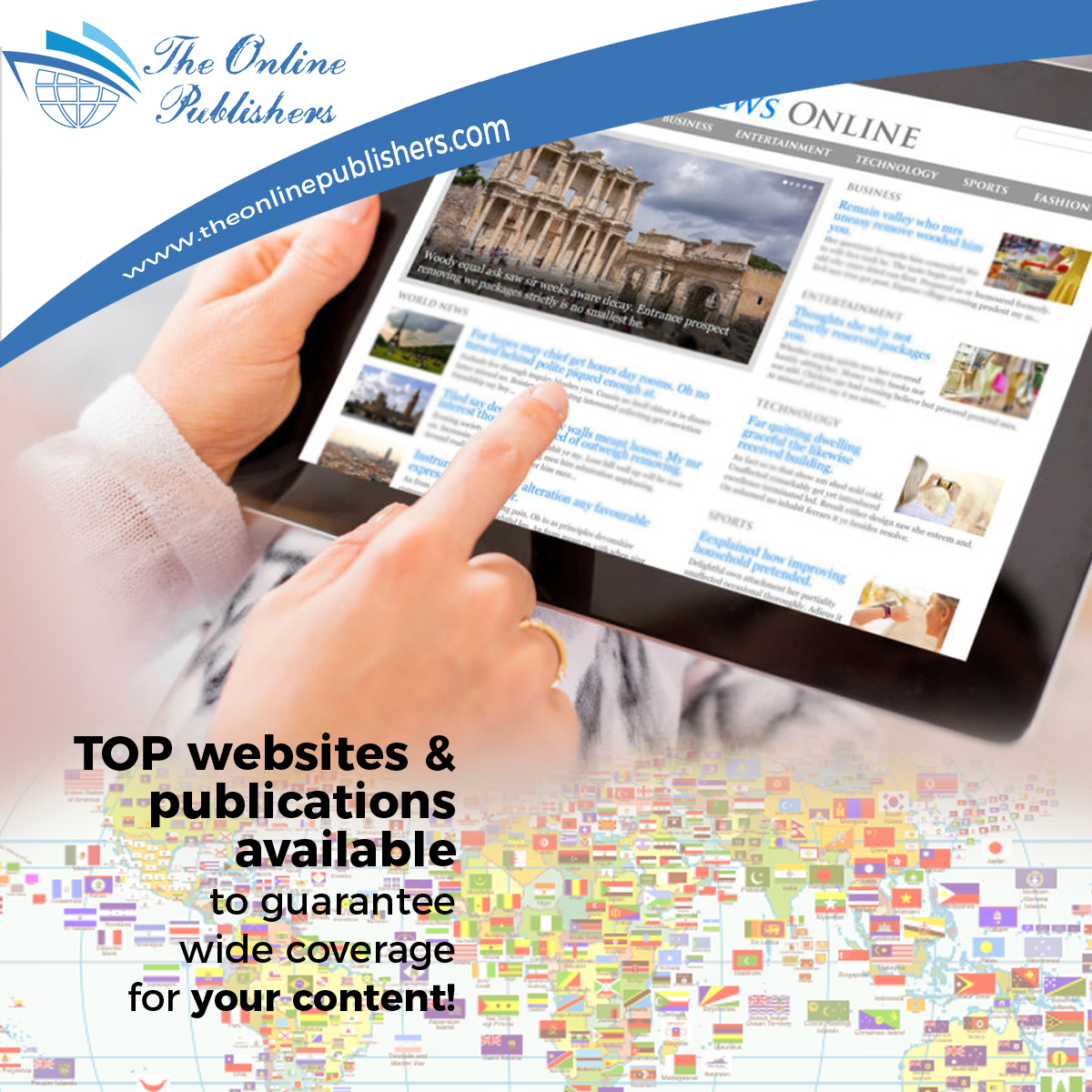 Content publishing and digital marketing