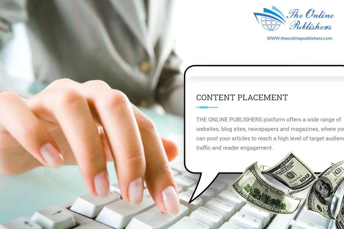 2 Reasons to Go With TOP For Content Placement Help