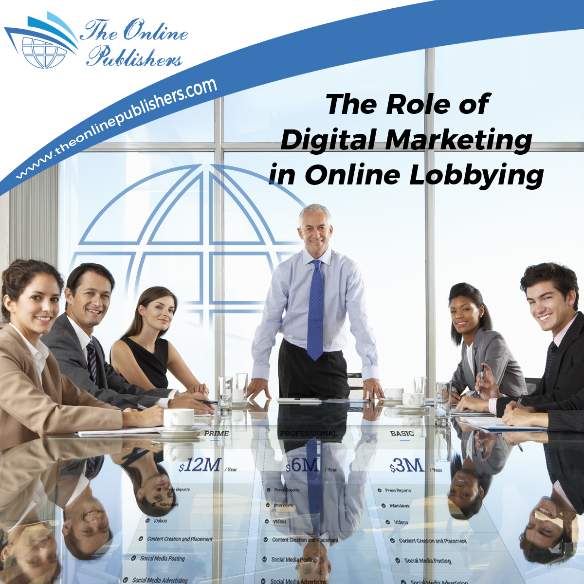 How Online lobbying can influence political decisions?
