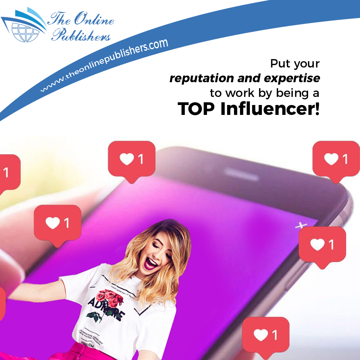 Solutions for social media influencers