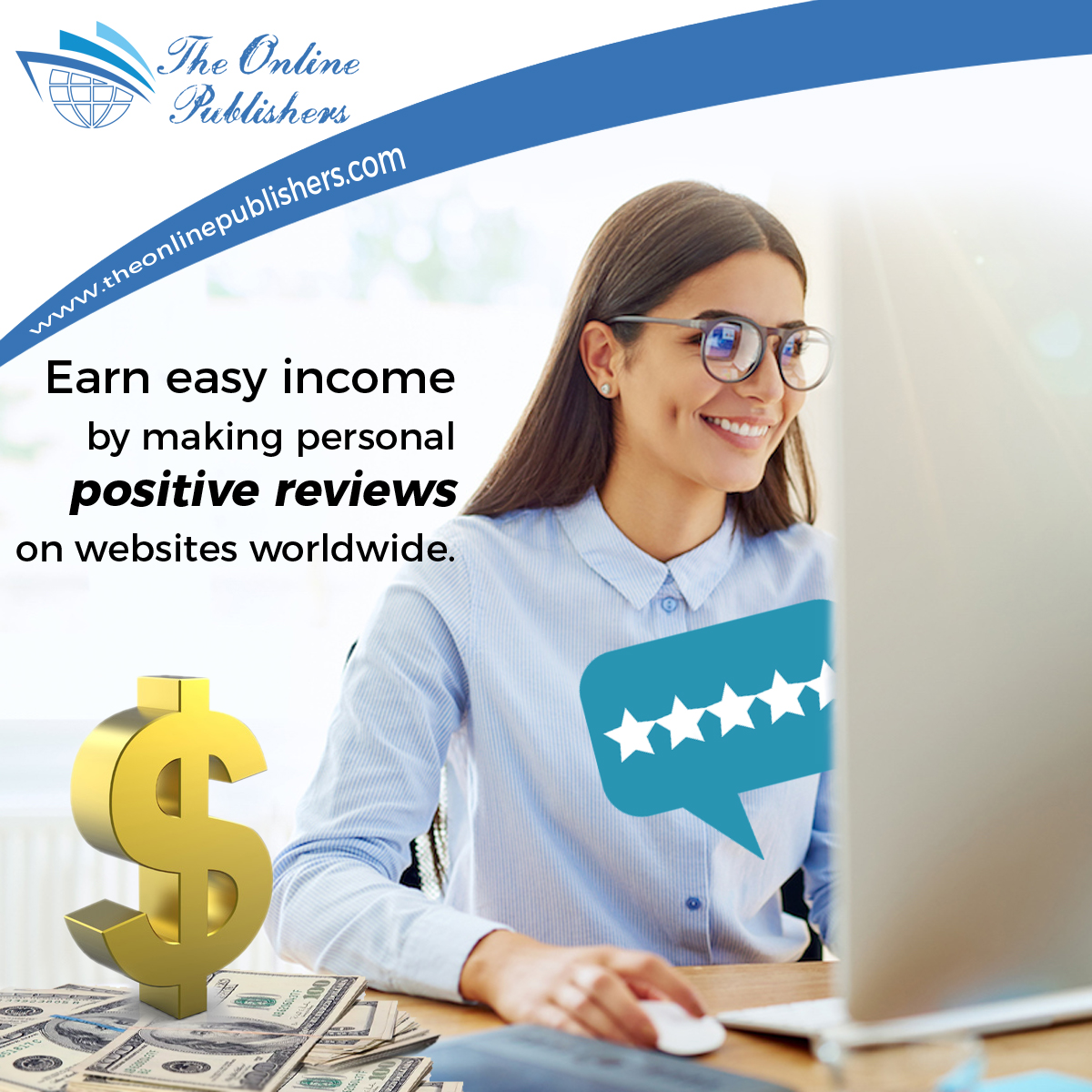 Earn Easy Money With Reviews And Comment Posting