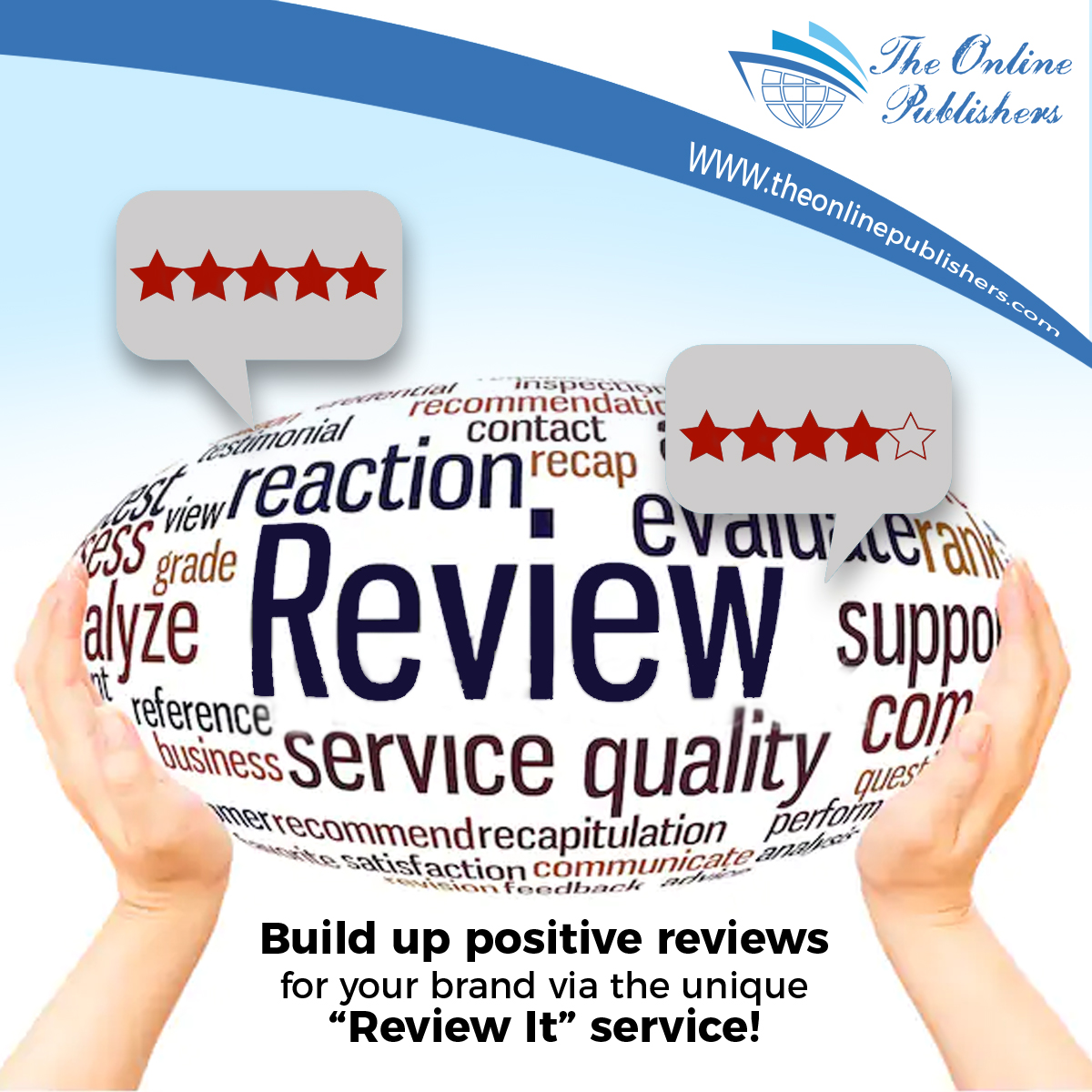 The Best Place For Getting Positive Online Reviews