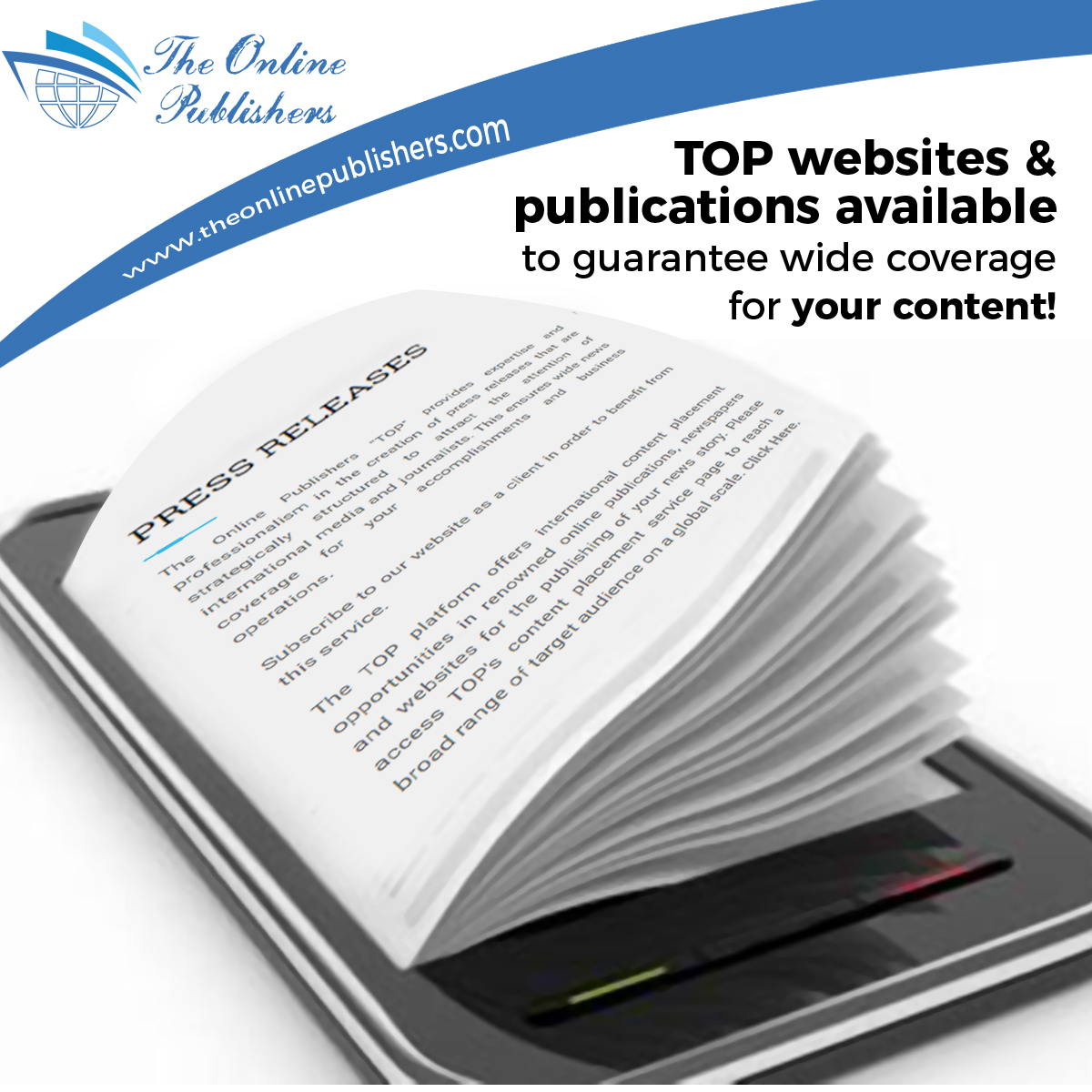 Top Choice For International Press Release Distribution Help
