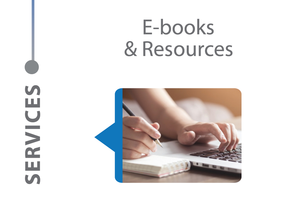 E-books and Resources